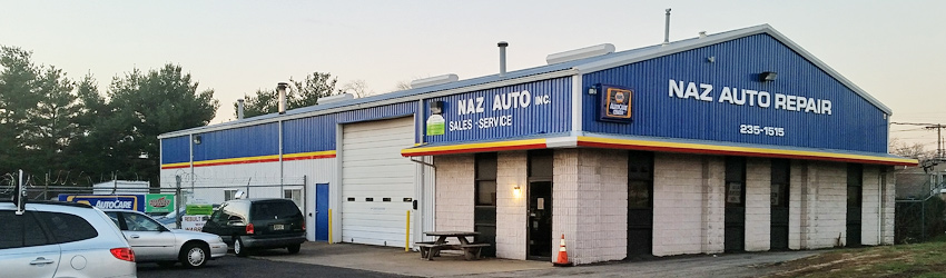 Auto Repair NJ - Maple Shade, Moorestown, Mt. Laurel, Cherry Hill